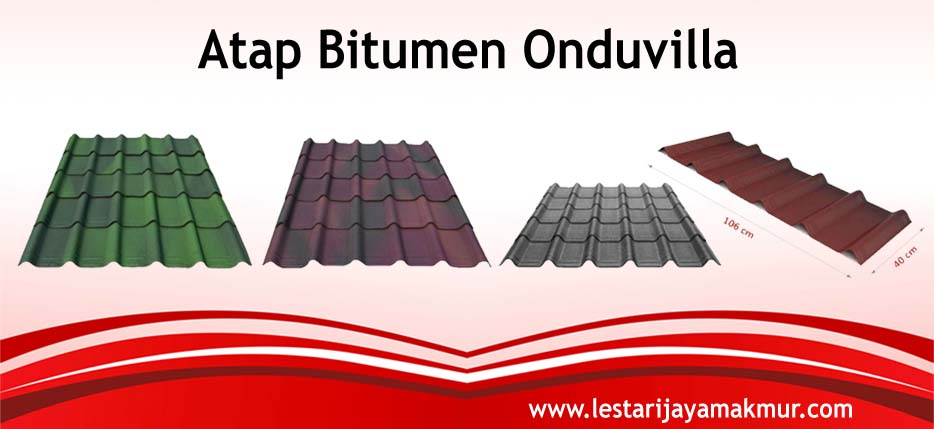 harga atap bitumen onduvilla terbaru 2016