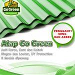 HARGA ATAP GO GREEN TERMURAH TERBARU 2020