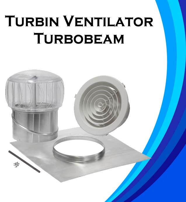 turbin ventilator turbobeam