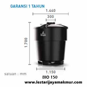 Tangki Air Penguin Biorotech Tank