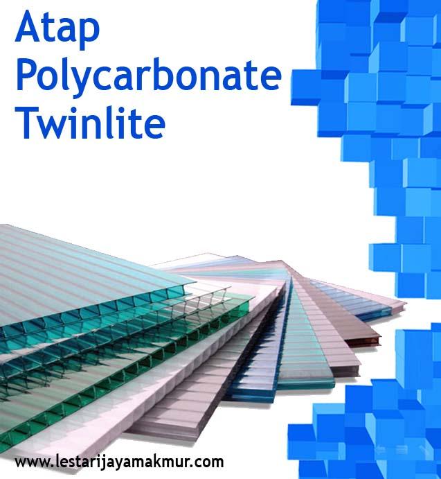 spesifikasi dan harga atap polycarbonate twinlite