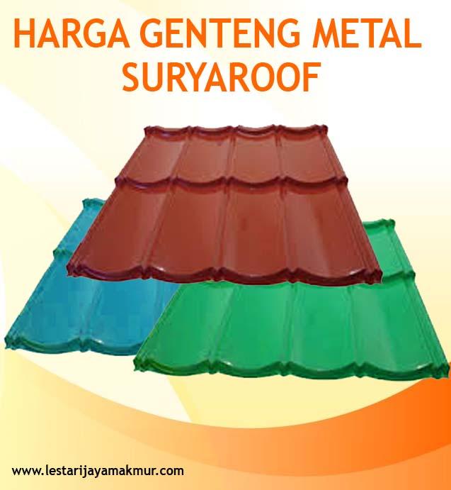 genteng metal suryaroof