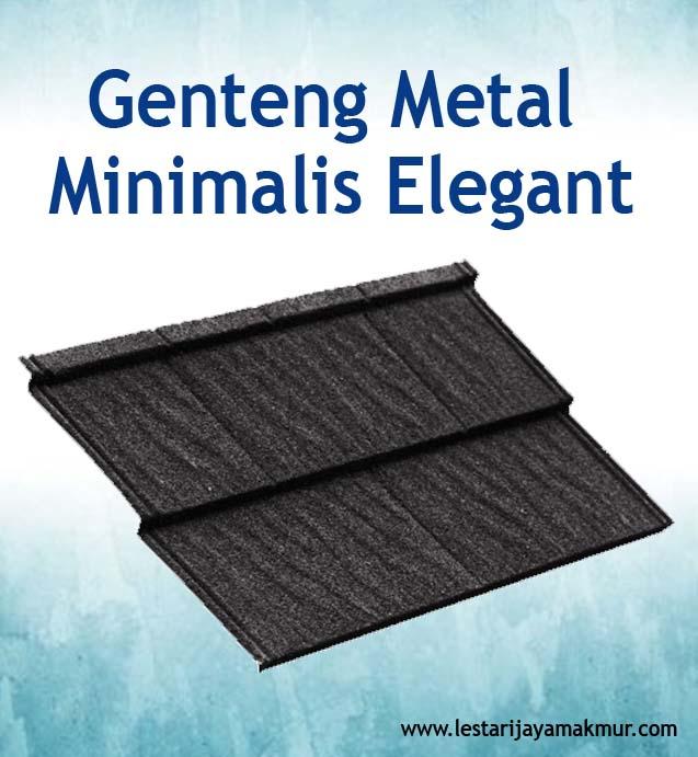 jual genteng metal minimalis