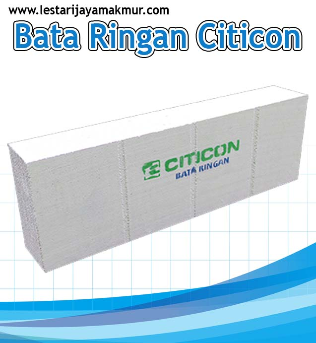 bata ringan citicon