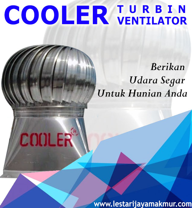 harga turbin ventilator cooler