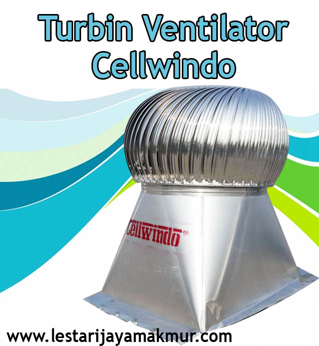 turbin ventilator cellwindo