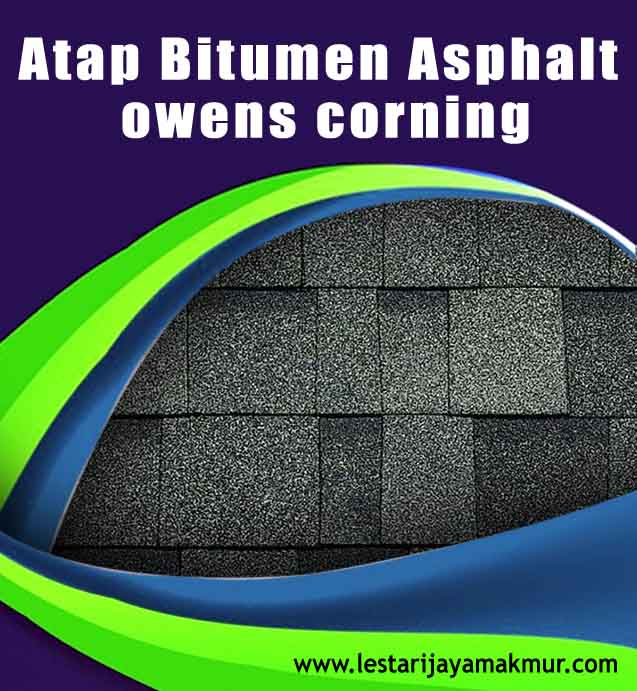 Harga Atap Bitumen Owens Corning