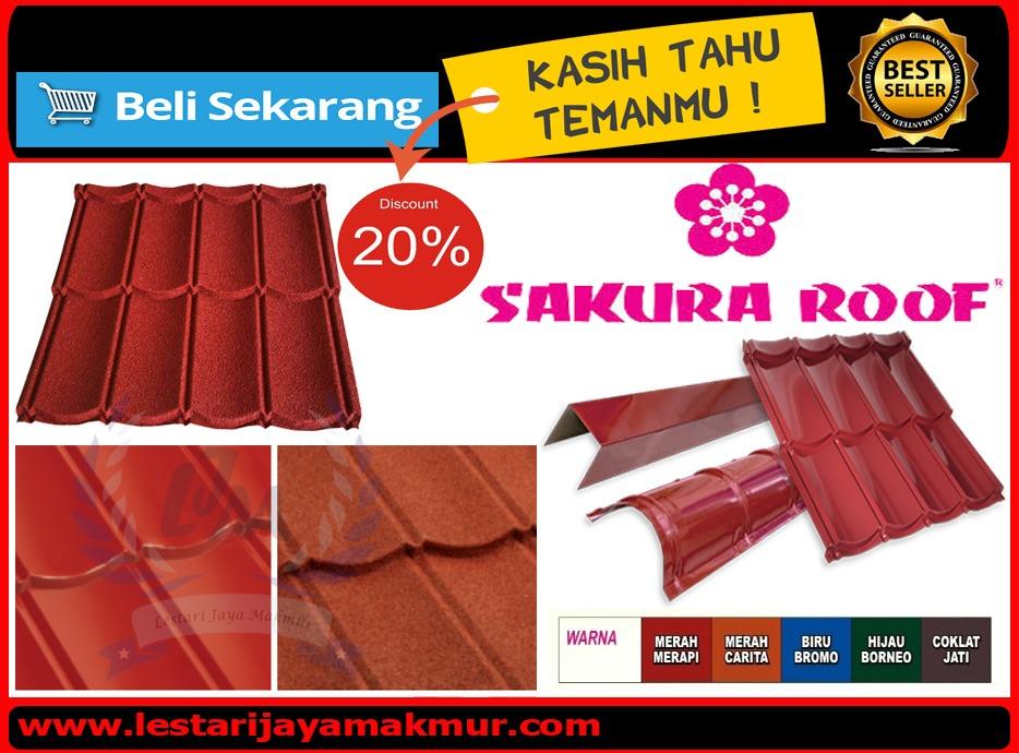 genteng sakura roof