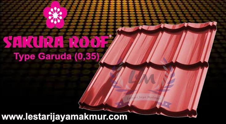 harga sakura roof