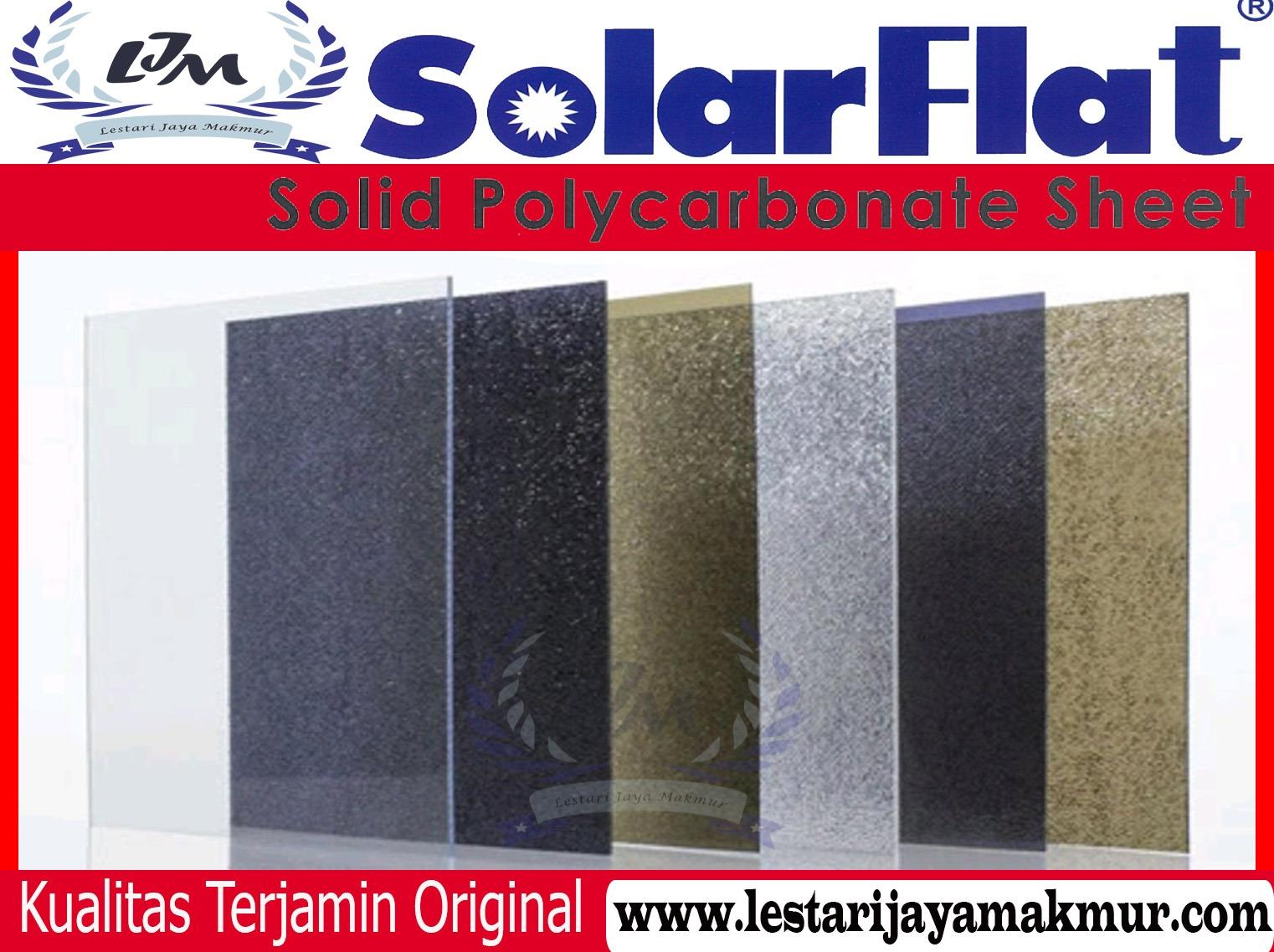 harga solarflat