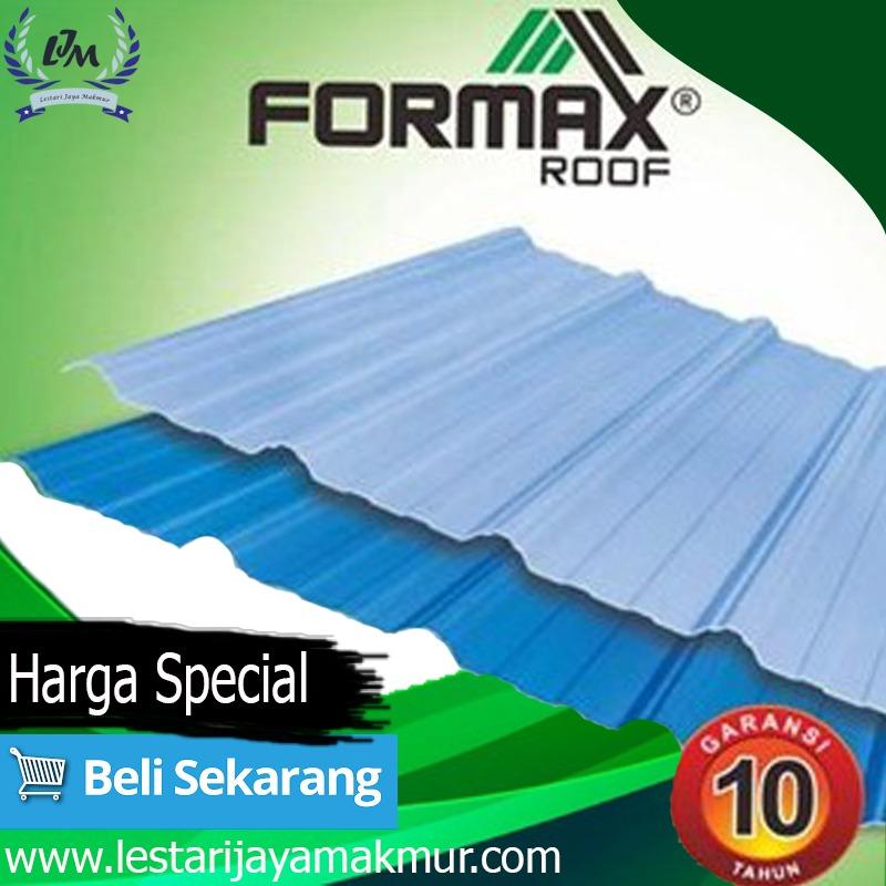 Special Diskon Harga Atap Formax