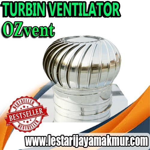 Harga Turbin Ventilator Ozvent