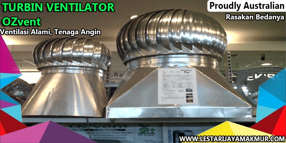 turbin ventilator gudang