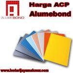 HARGA ACP ALUMEBOND TERBARU TERMURAH 2021