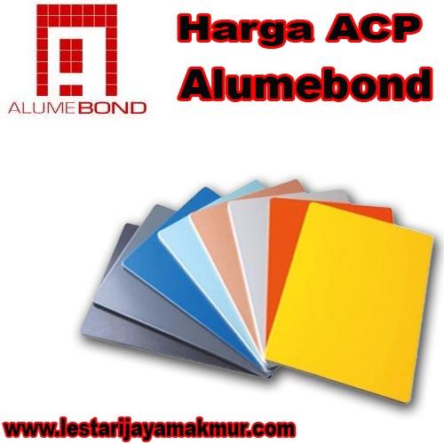 Harga ACP Alumebond