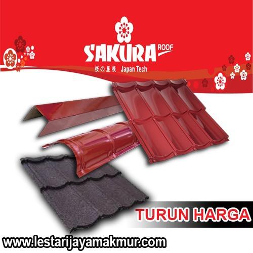 Promo Special Genteng Sakura Roof