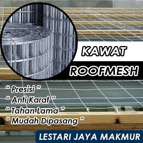 Roofmesh Kawat Galvanis